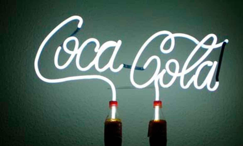 """Неон """"Coca-Cola"""""""
