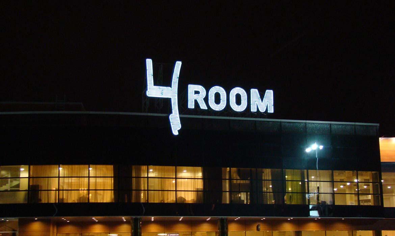 """Крышная установка """"4ROOM"""""""