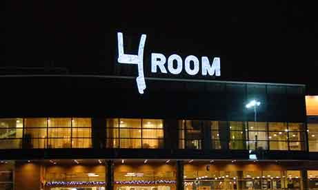"""Крышная установка """"4ROOM"""" (миниатюра)"""