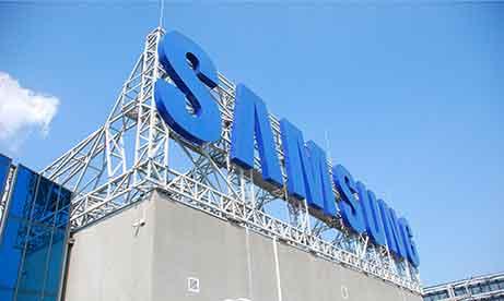 """Крышная установка """"Samsung"""" (миниатюра)"""