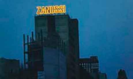 """Крышная установка """"Zanussi"""" (миниатюра)"""