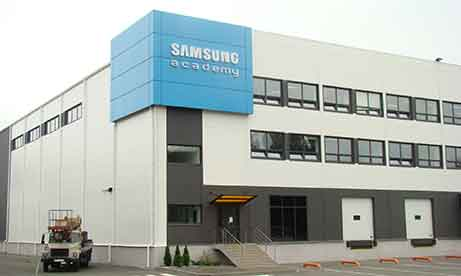 """Вывеска """"Samsung Academy"""" (миниатюра)"""