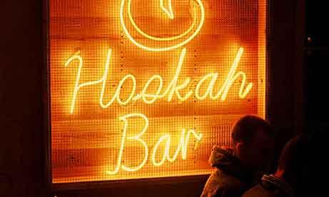 Неон Hookah Bar (миниатюра)