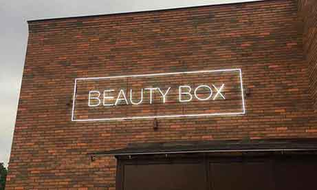 "Неон ""Beauty Box"" (миниатюра)"