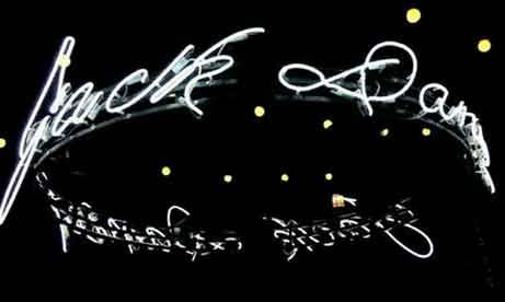 """Неон """"Jack Daniel's"""" (миниатюра)"""