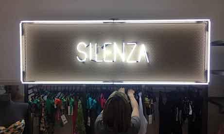 "Неон ""Silenza"" (миниатюра)"