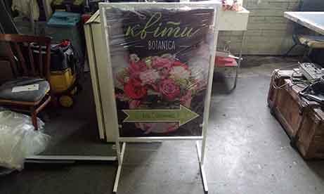 """Штендер """"Квіти """"Botanica"""""""" (миниатюра)"""