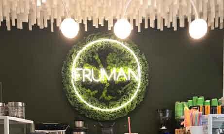 "Neon для кафе""FRUMAN"" (миниатюра)"
