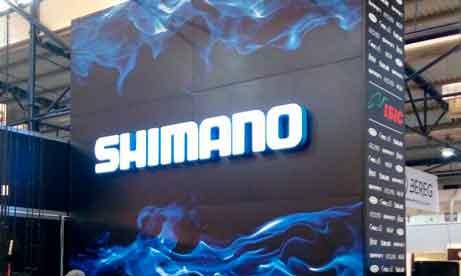 """Выставочный стенд """"Shimano"""" (миниатюра)"""