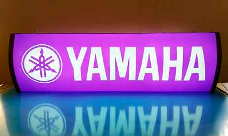 "Лайтбокс ""Yamaha"" (миниатюра)"