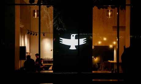 "Объемные буквы логотип ""Jays : Coffee Brewers"" (миниатюра)"